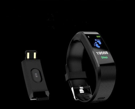 zegarek SMARTBAND MX black