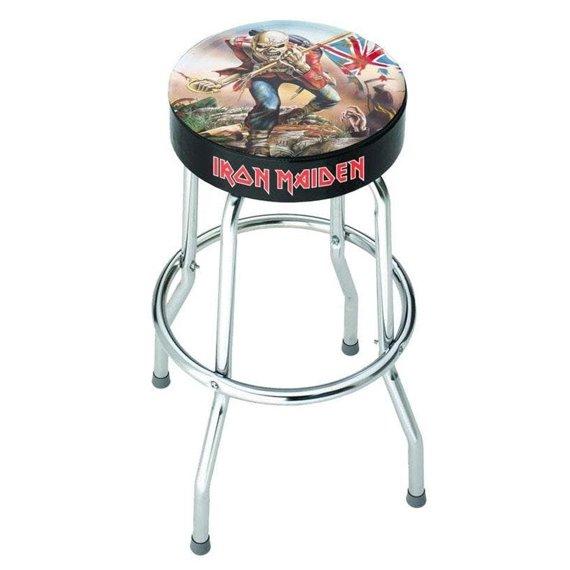 zestaw stolik + dwa hokery IRON MAIDEN - TROOPER
