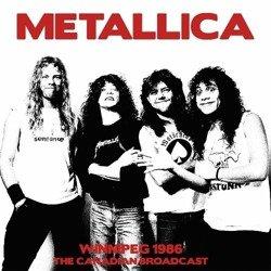 METALLICA: WINNIPEG 1986  (LP VINYL)