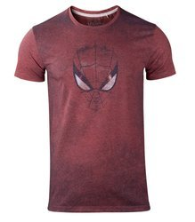 koszulka MARVEL - ACID WASH SPIDERMAN